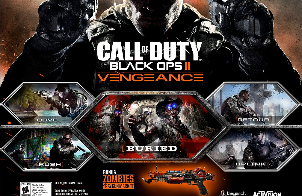 Call Of Duty Black Ops All Map Packs on