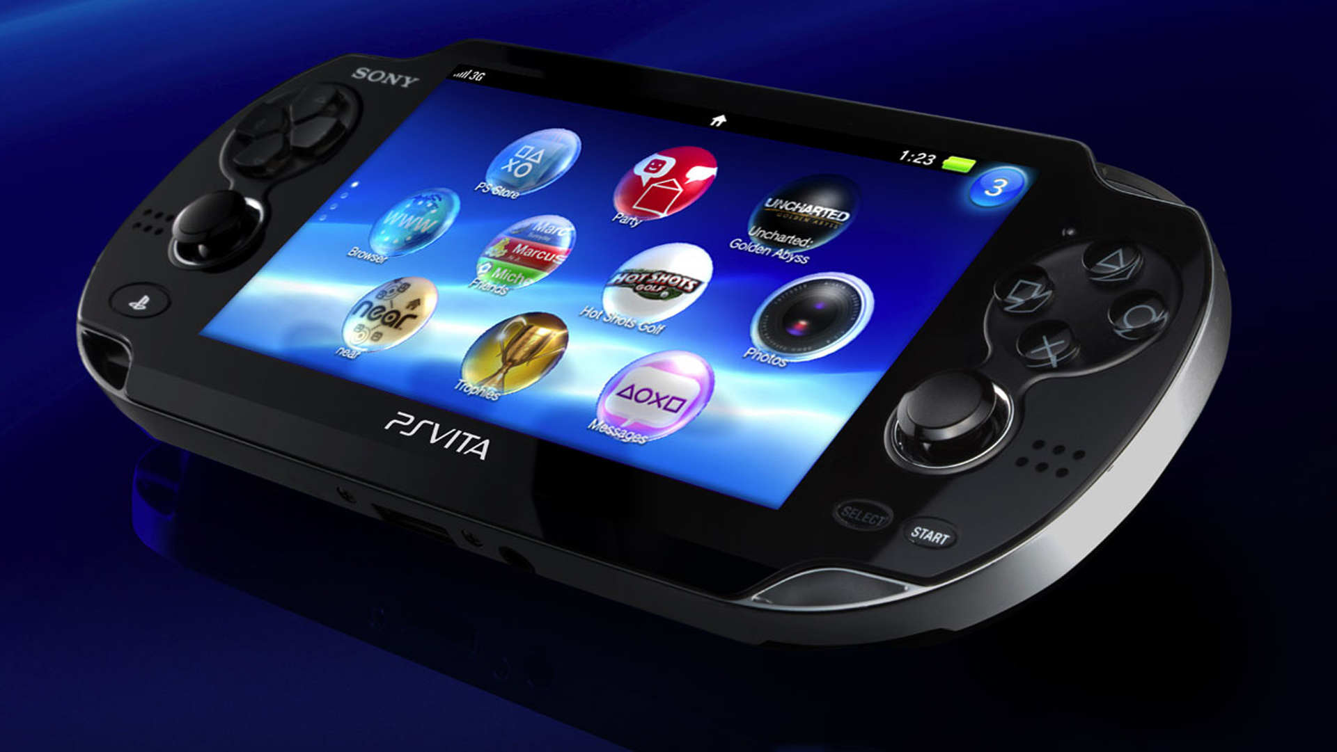 NAT Games-PS vita Geruecht