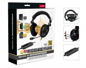 MEDUSA NX 5.1 Surround Console Gaming Headset – Unsere Videoreview ist online!