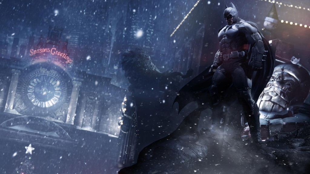 nat-games Batman Arkham Origins