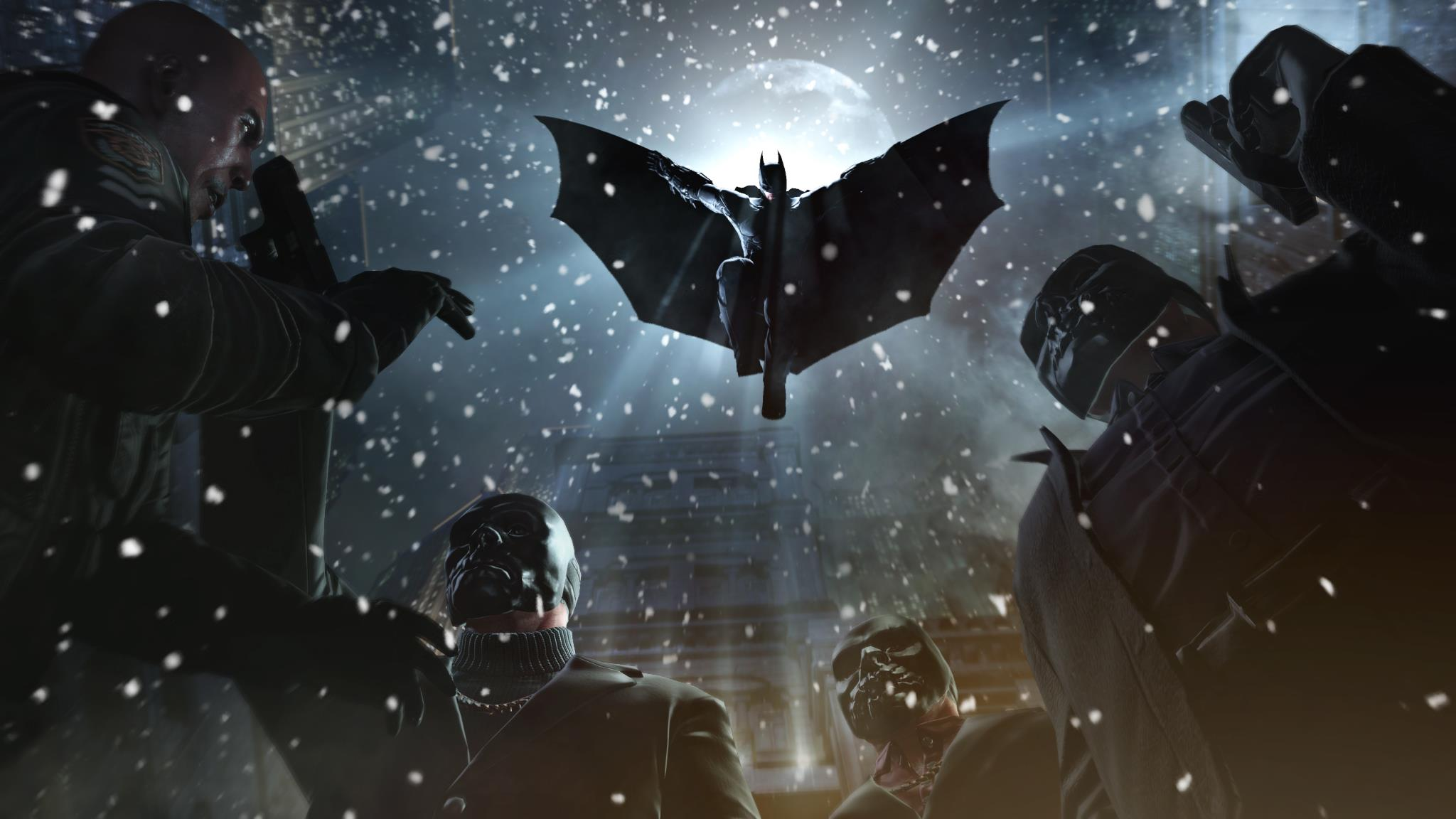 nat-games Batman Arkham Origins Screenshot 3