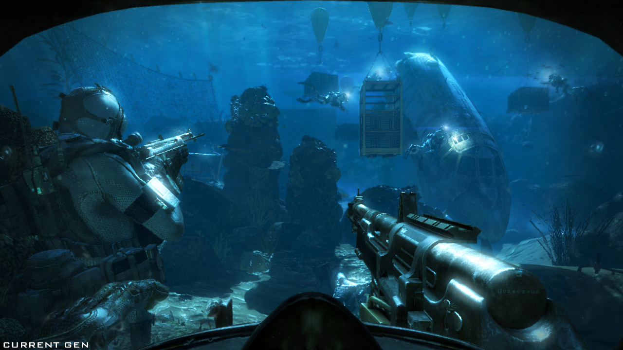 6_COD Ghosts_Into the Deep Current Gen