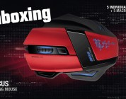 Decus Gaming Mouse im Unboxing-Video