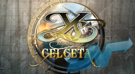 nat-games Y's Ys Logo Memories of Celceta