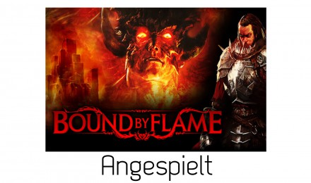 Angespielt: Bound By Flame (Focus Home Interactive Event 2014)