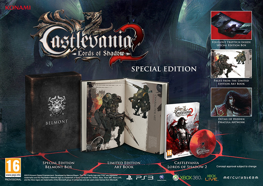nat-games castlevania-lords-of-shadow-2-special-edition