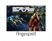 Angespielt: Space Run – Fast and Safe Delivery (Focus Home Interactive Event 2014)