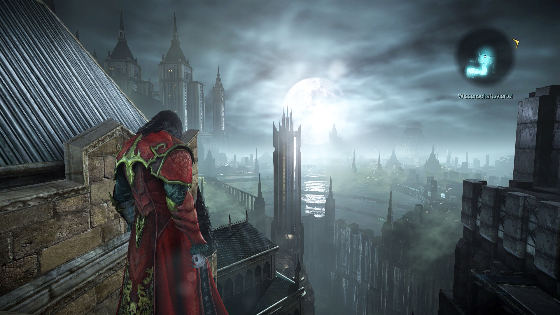 nat Games Castlevania Lords of Shadow 2 Screenshot 4