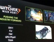 The Witcher 3: Wild Hunt – Nvidia Haardemo bei der GDC 2014