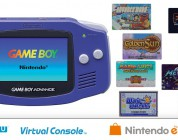 Wii U – Alle Virtual Console GBA-Titel für den April
