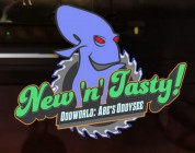 Oddworld: New and Tasty – Knappe Stunde Gameplay