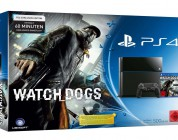 PlayStation 4 Bundle – Watch_Dogs gratis dazu