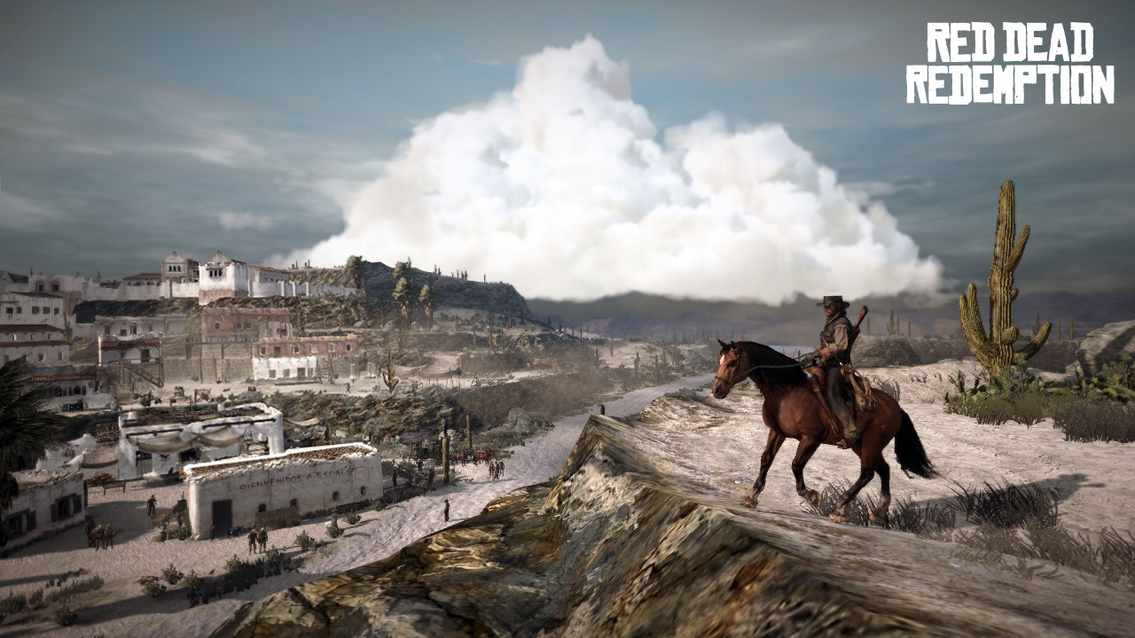 Red Dead Redemption 2 – Karte des Spiels geleakt?