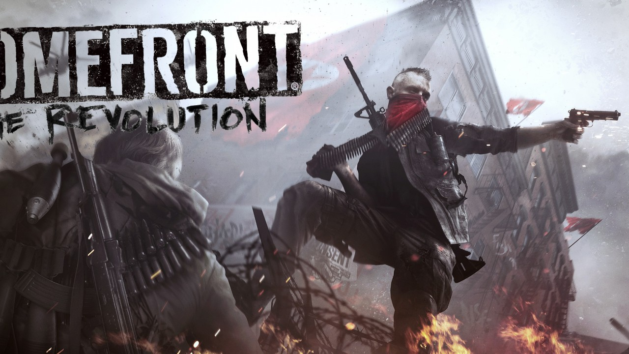 Homefront: The Revolution – Gameplay und Early-Beta-Zugang für Xbox One