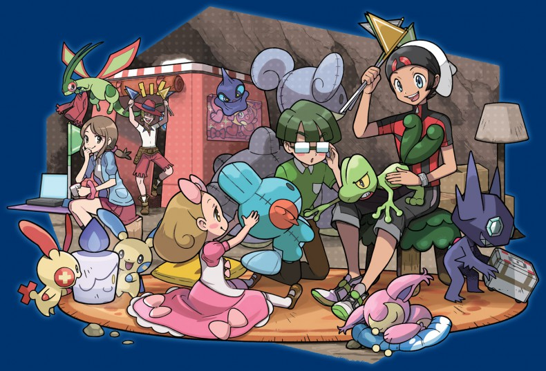 pokemon omega rubin casino