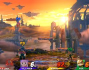 Super Smash Bros U/3DS – Massig Gameplay