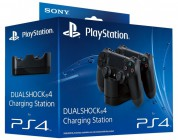 Playstation – Dual Shock 4 Ladestation für 30€