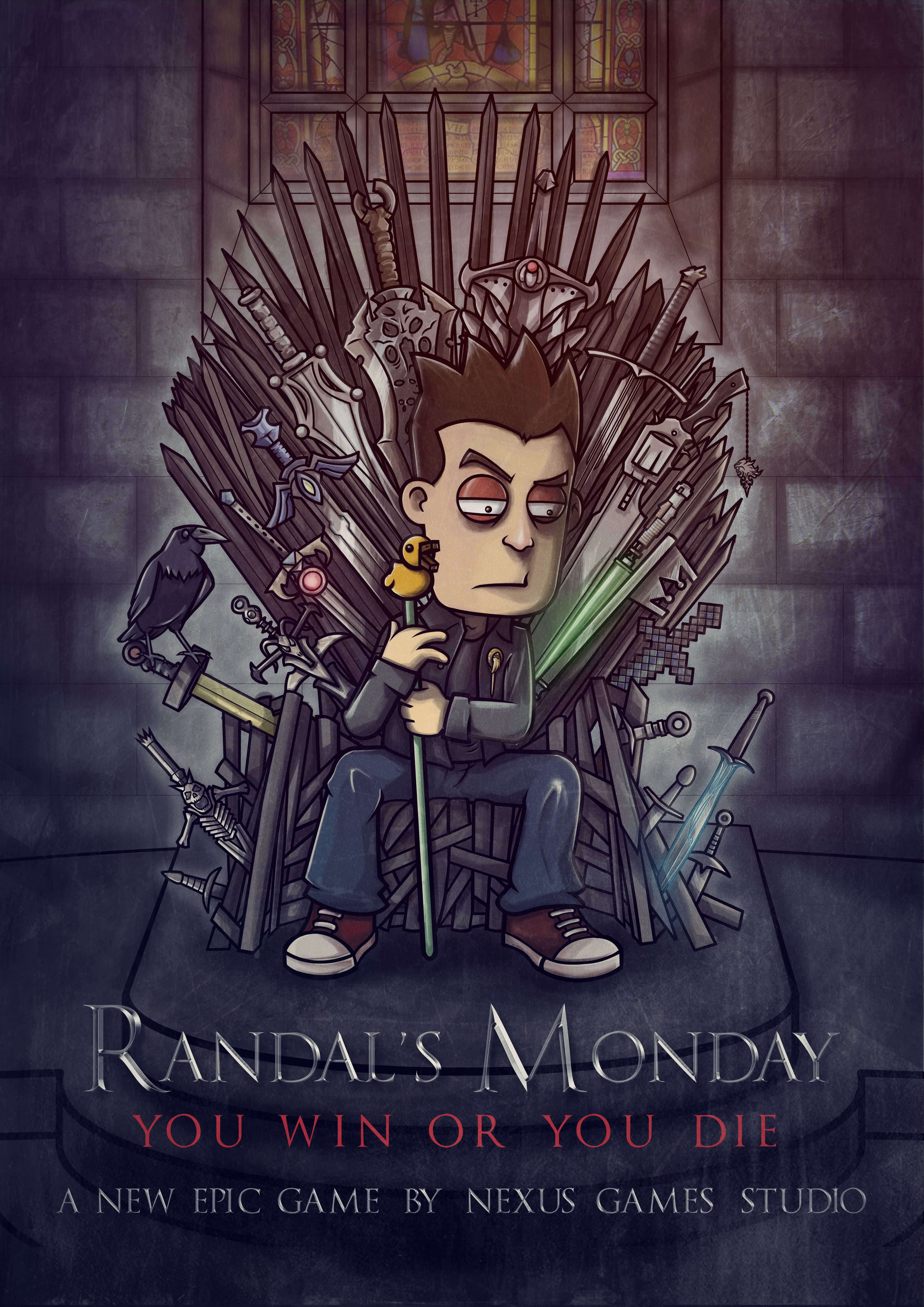 Randals Monday_Poster 001