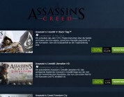 Assassin's Creed – Franchise Sale auf Steam