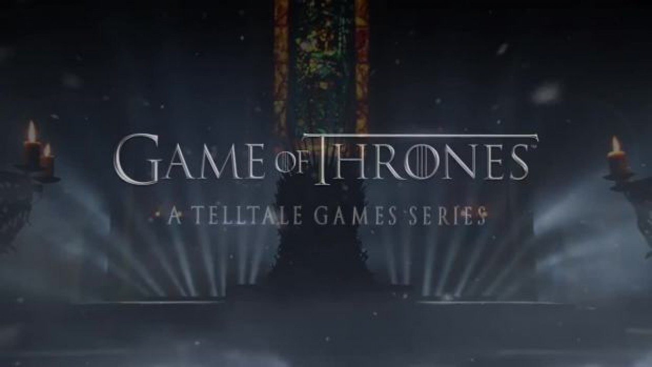 Game of Thrones – Retail Version zu Telltales Adventure im Handel