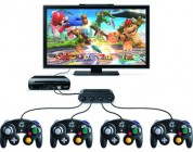 Nintendo – Wii U GameCube Adapter nur mit Smash Bros for. Wii U kompatibel