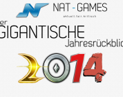 NAT-Games Jahresrückblick 2014 inkl. Game of the Year