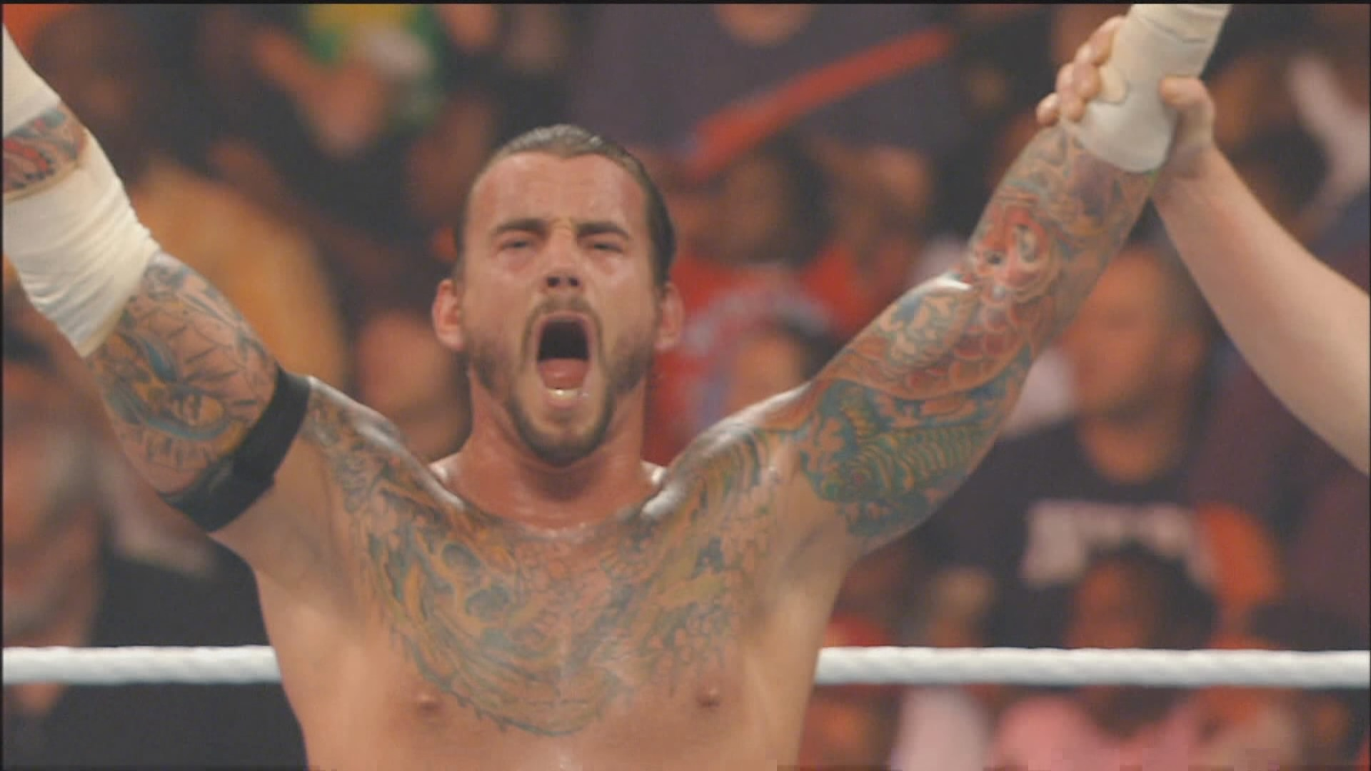 CM Punk the best in the World.