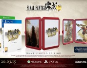 Final Fantasy Type-0 HD  – The Fr4me Limited Edition angekündigt
