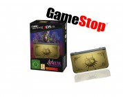 Gamestop – New 3DS XL + Zelda: Majora's Mask 3D