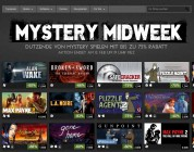 Steam – Mystery Midweek Sale