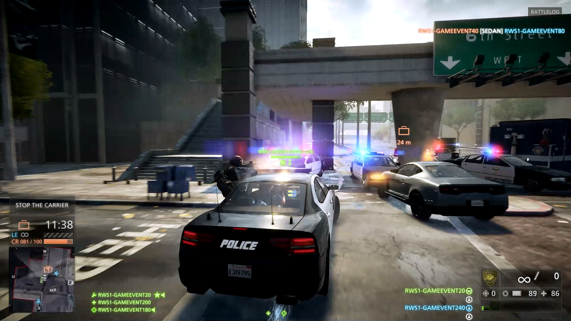 battlefield hardline review zum zapfenstreich der cops nat games. Black Bedroom Furniture Sets. Home Design Ideas