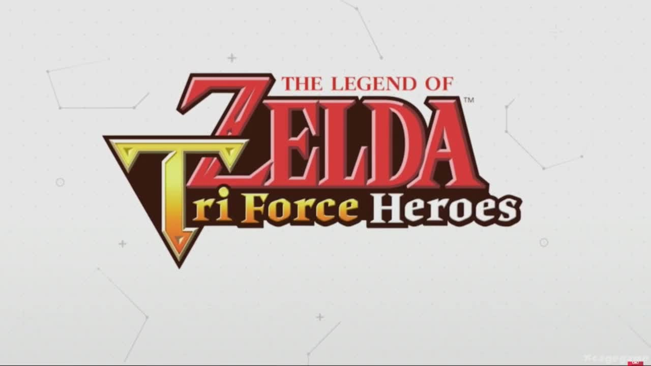 Zelda: Triforce Heroes – Princess's Tell-All Trailer