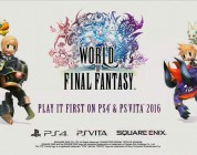 World of Final Fantasy – Collector's Edition mitsamt Trailer vorgestellt