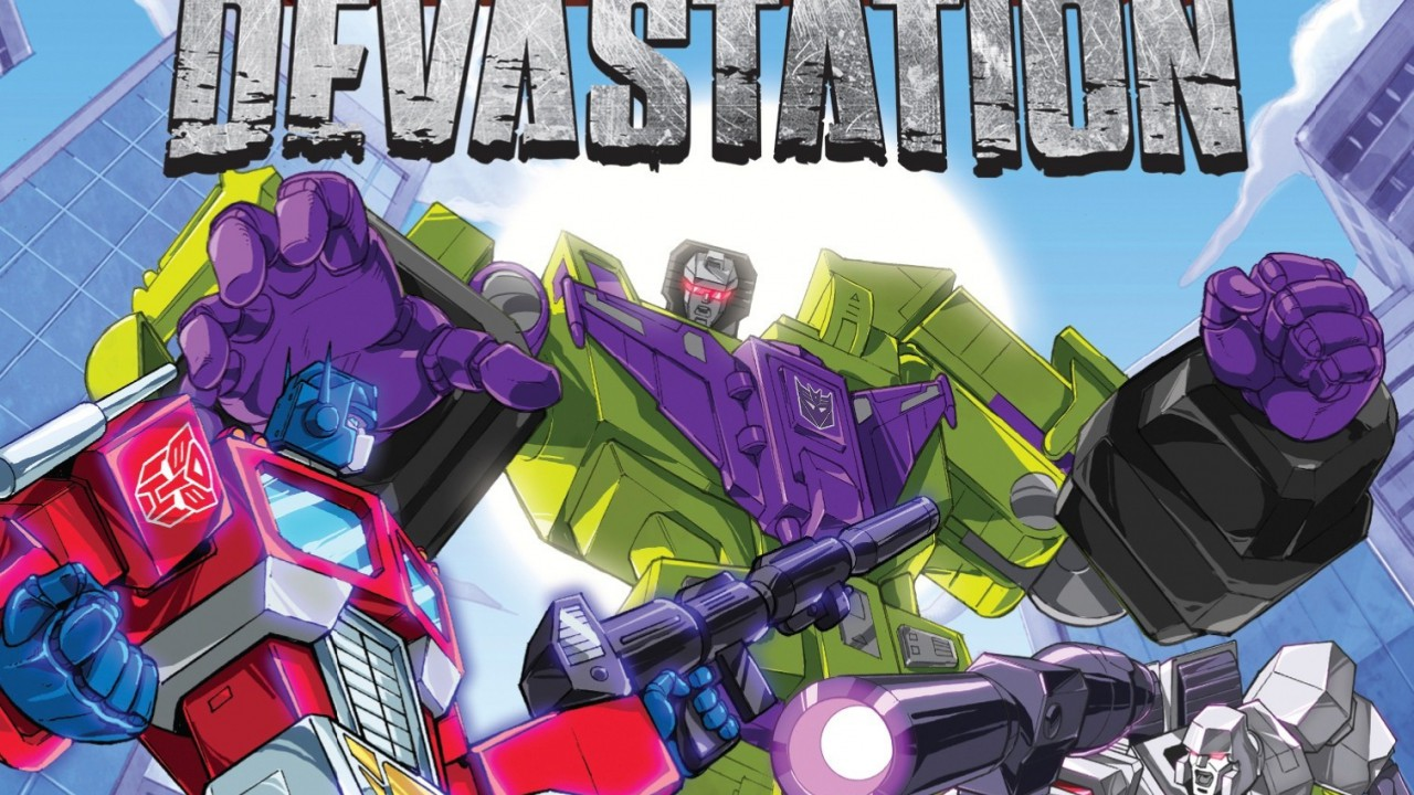 Transformers: Devastation – Early Birds aufgepasst: Pre-Order Bonus Element
