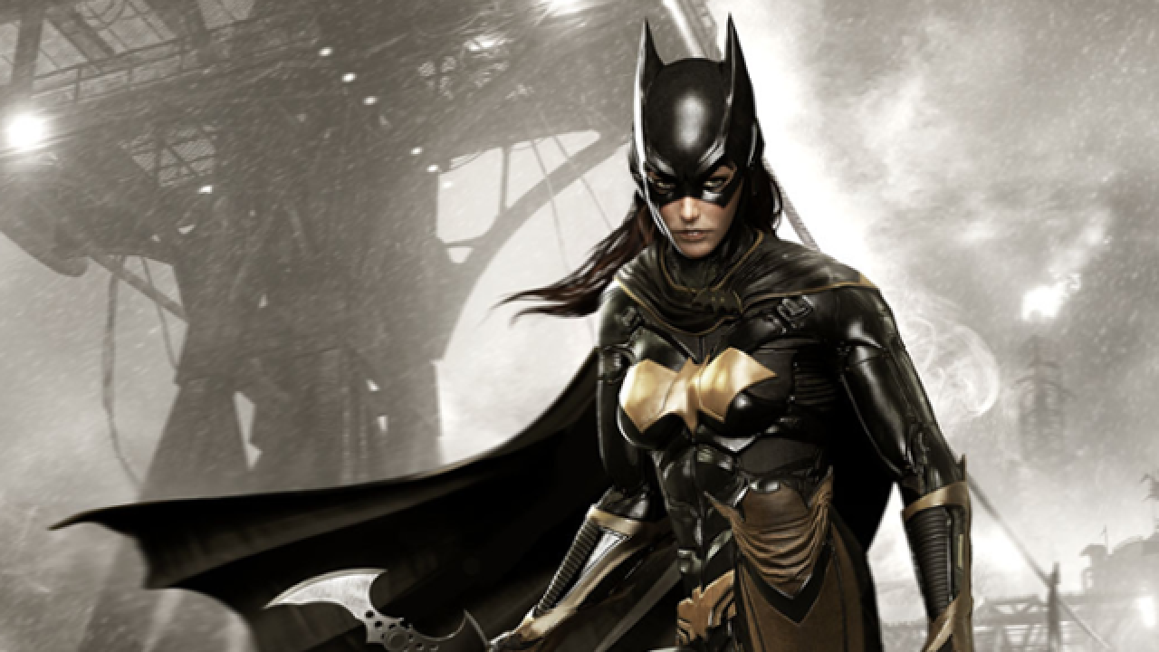 Batman: Arkham Night – Batgirl DLC Trailer