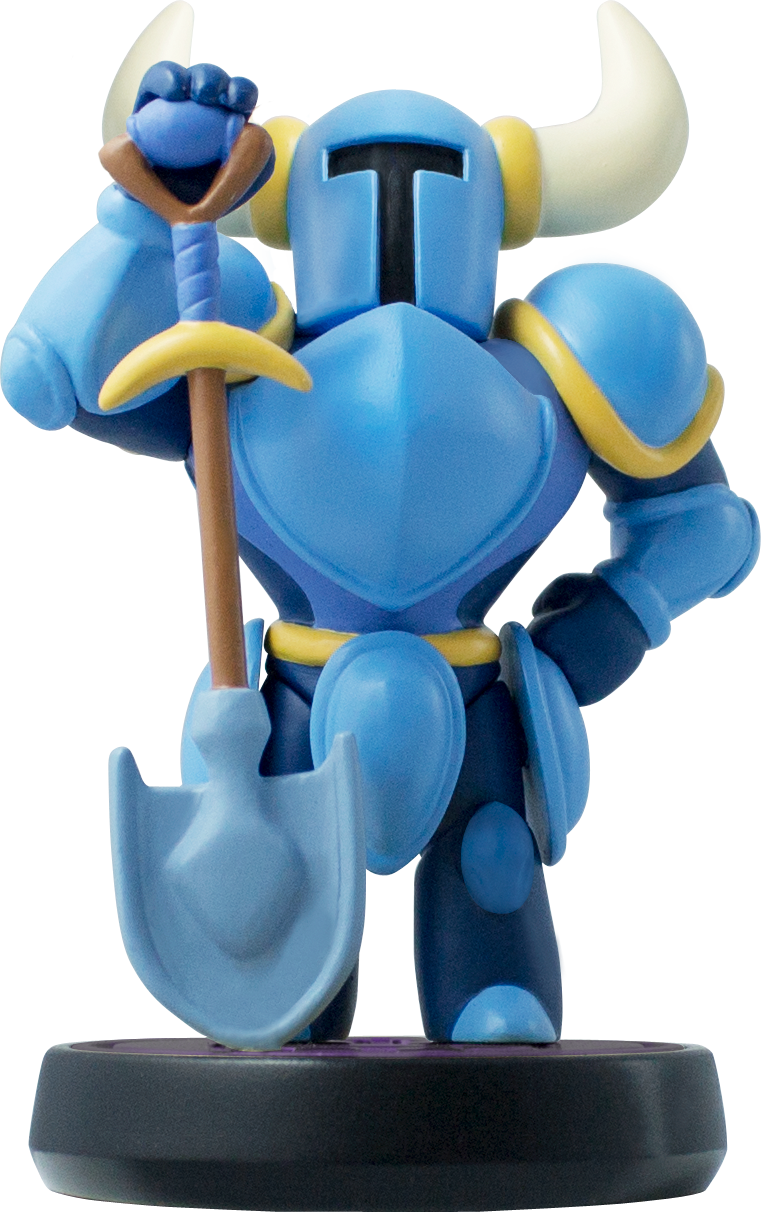 nat games amiibo shovel knight