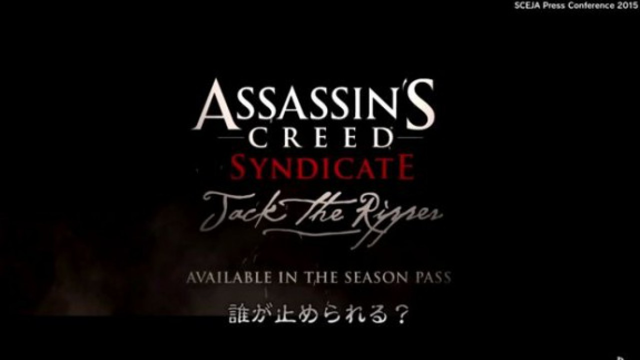 Assassins Creed Syndicate – Jack the Ripper DLC vorgestellt