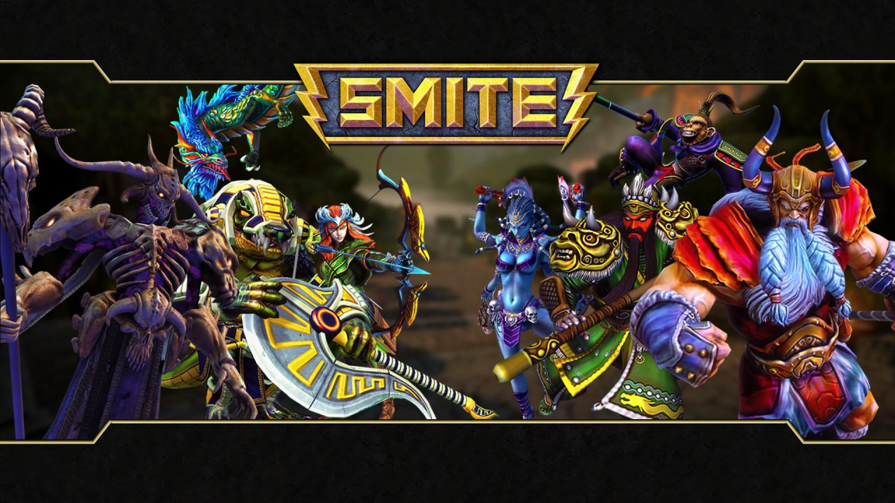 Smite: Battleground of the Gods – Titel für PS4 angekündigt