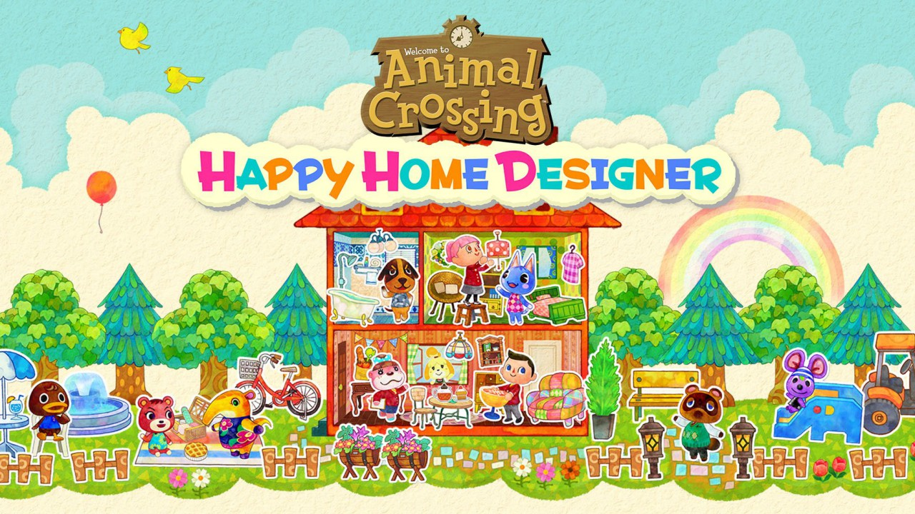 Animal Crossing: Happy Home Designer – Exklusive Inhalte in der Nintendo Zone