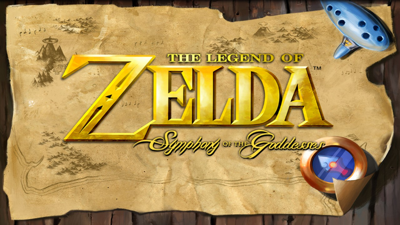 Zelda: Symphony of the Godesses – Konzertreihe kommt nach Deutschland