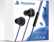 Playstation 4 – Neues In Ear Headset ab Dezember im Handel