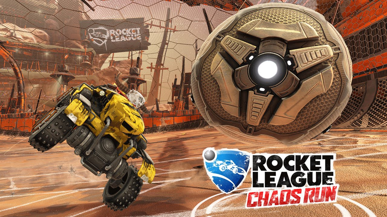 Rocket League – Chaos Run DLC angekündigt