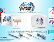 Final Fantasy Explorers – Collector's Edition angekündigt