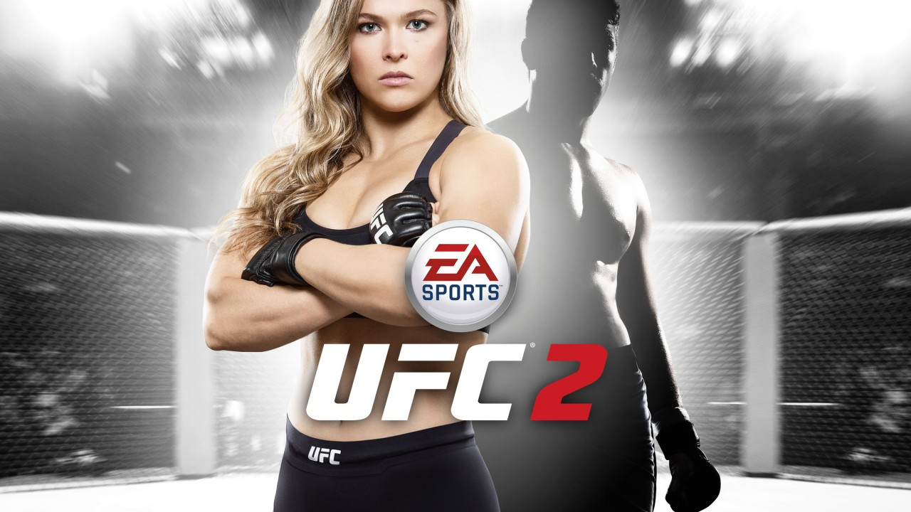 EA Sports UFC 2 – UFC-Weltmeisterin Ronda Rousey wird Cover-Athletin