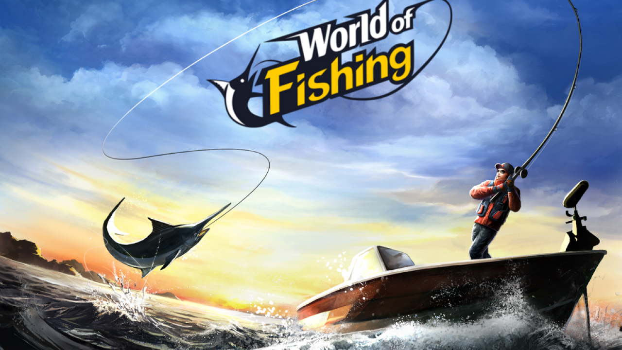 World of Fishing – Die neue Mehrspieler-Angelsimulation