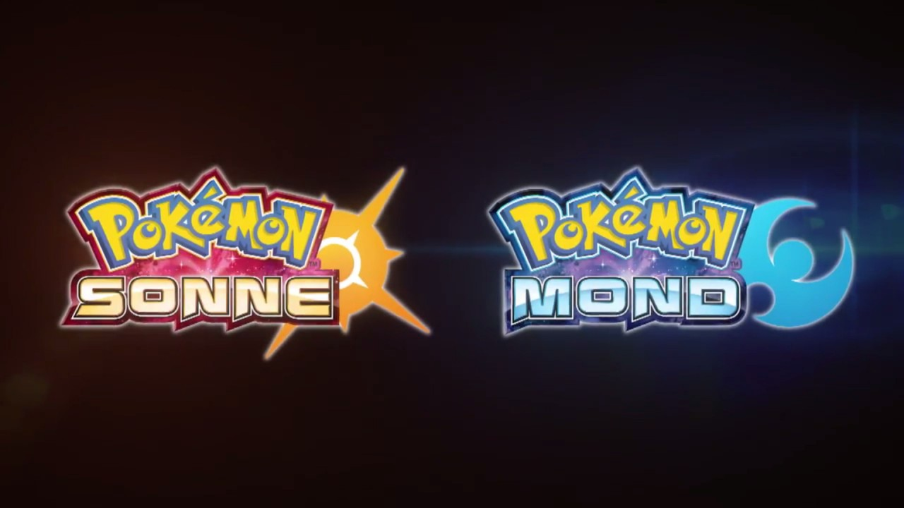 Pokemon Sonne & Mond – Deutsche Version des gestern geleakten Trailers