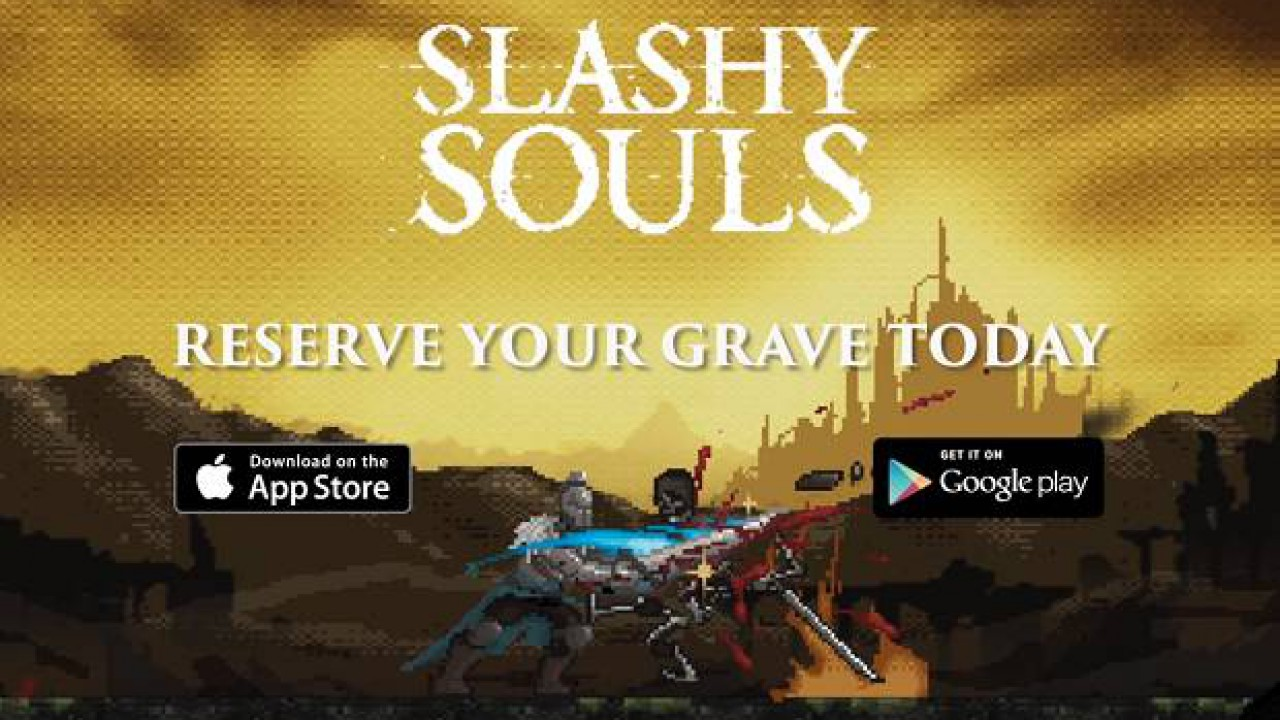 Slashy Souls – Dark Souls Mobile-Spinoff