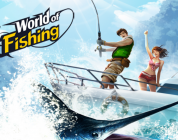 World of Fishing – Nimmt Kurs auf den Steam-Store