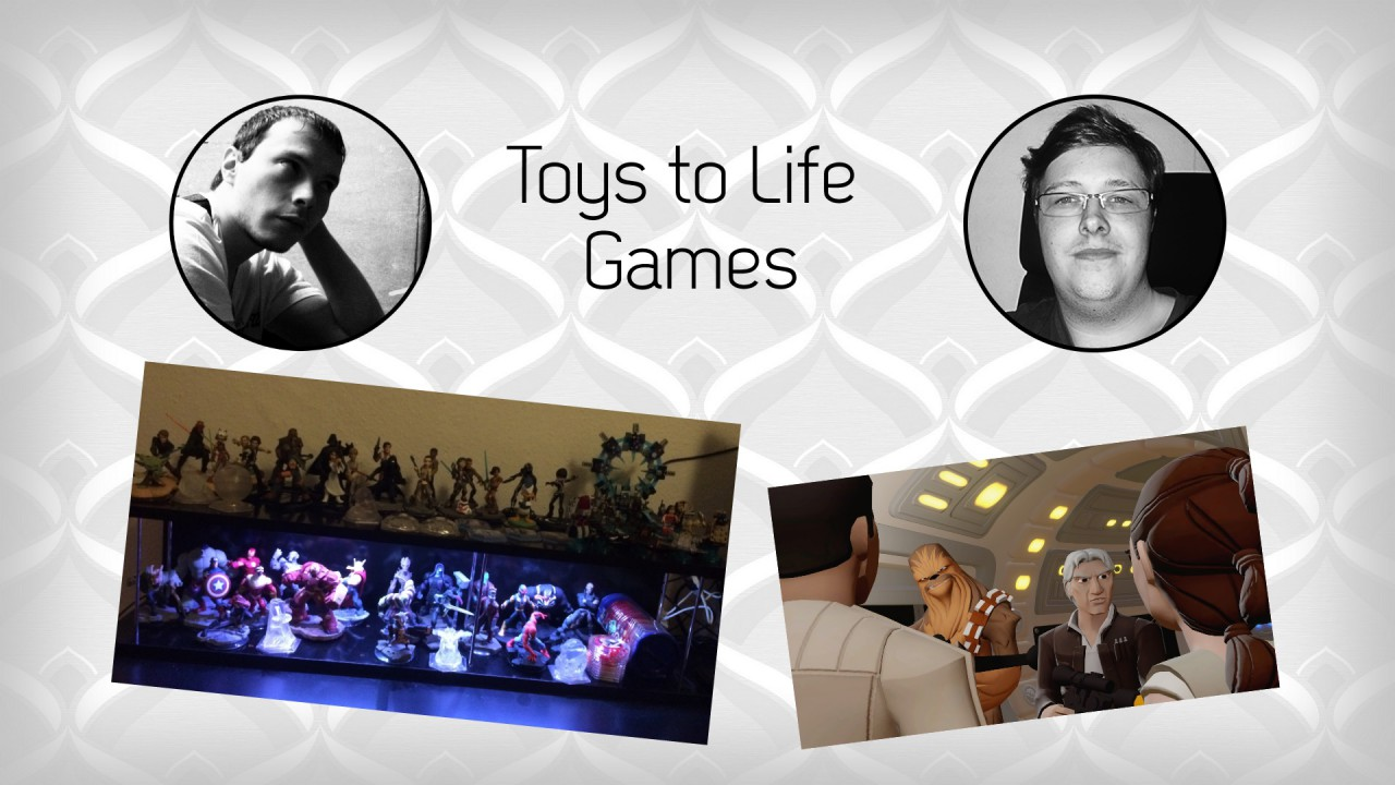 Toys to Life Games