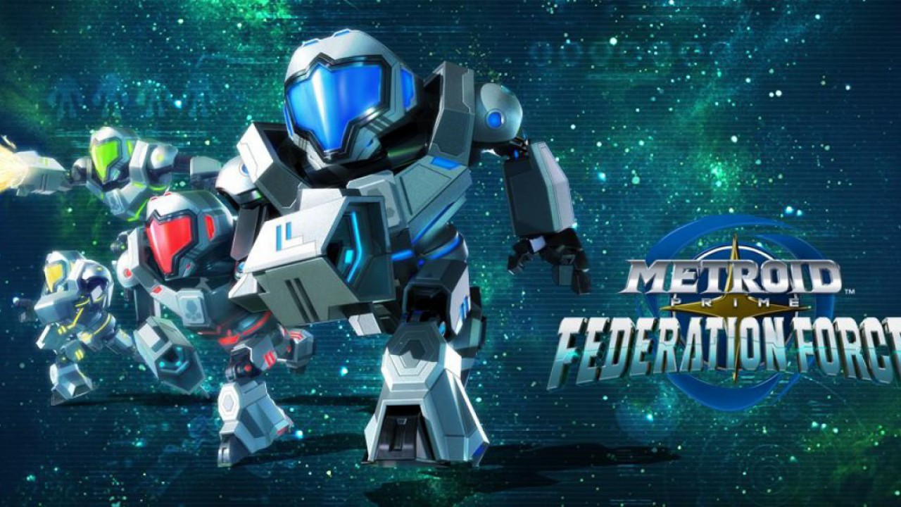 Metroid Prime: Federation Force – Gameplayvideo zeigt Eisboss